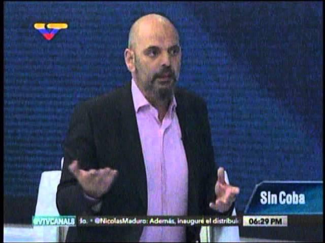 Daniel Estulin En países como Venezuela la oposición no existe no pintan nada en ninguna parte