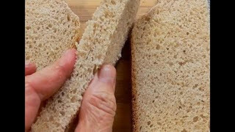 ФРАНЦУЗСКИЙ ХЛЕБ в хлебопечке FRENCH BREAD IN BREAD MAKER