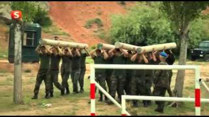 Şefkat Tepe 153 Bölüm Havin Askeri Eğitim'de