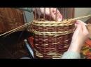 Плетение цепочка прямаяобратная верёвочка.