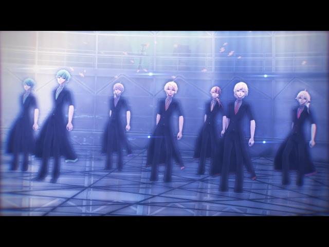 【MMD KPOP】Save Me【BTS (방탄소년단)】