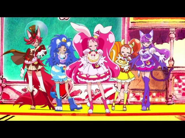 【キラキラ☆プリキュアアラモード】オープニング 「SHINE!! キラキラ☆プ