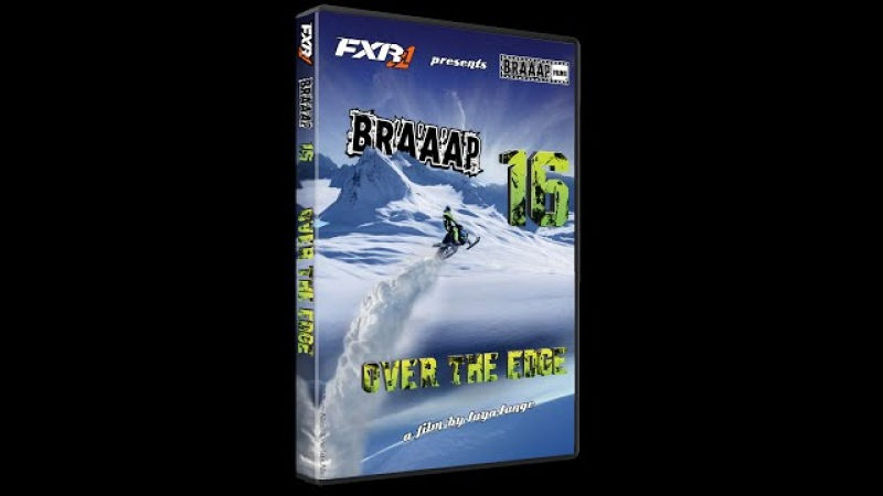 Braaap 16 Over the edge official snowmobile film trailer