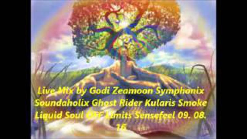 Live Mix by Godi Zeamoon Symphonix Soundaholix Ghost Rider Kularis Smoke Liquid Soul OFF Limits Sens