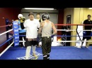 Dale Jacoby training and sparring with Zach Knockout Castro