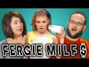 PARENTS REACT TO FERGIE - M.I.L.F. $