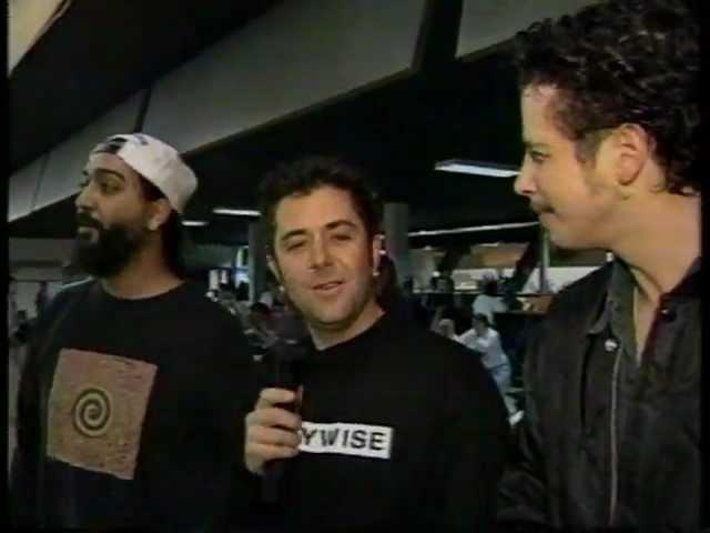Soundgarden Headbanger's Ball in Seattle WA