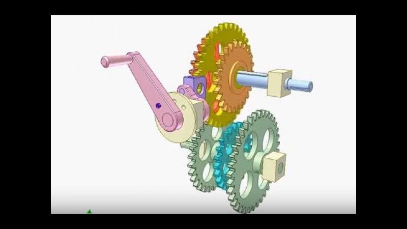 Как работают механизмы переключения зубчатых передач