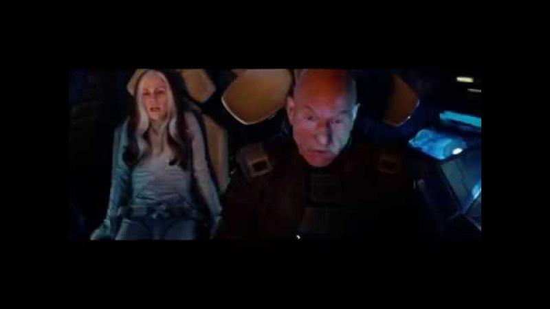 X-Men: Dias de um Futuro Esquecido - Resgate da Vampira (Cenas Inéditas)