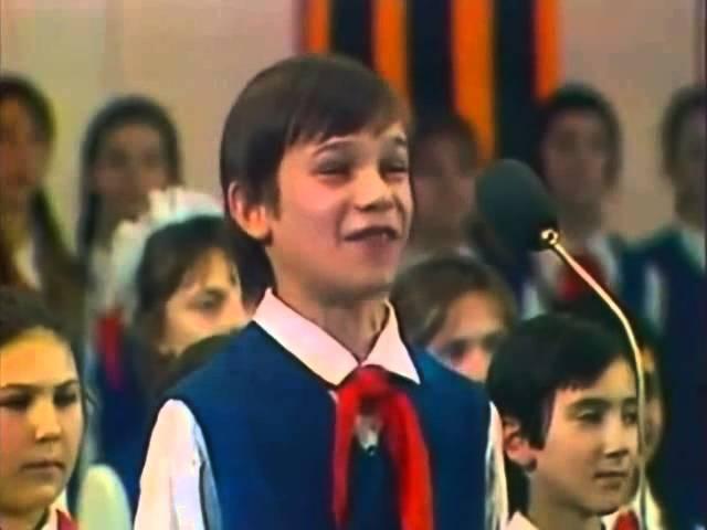 Большой детский хор Весёлый ветер