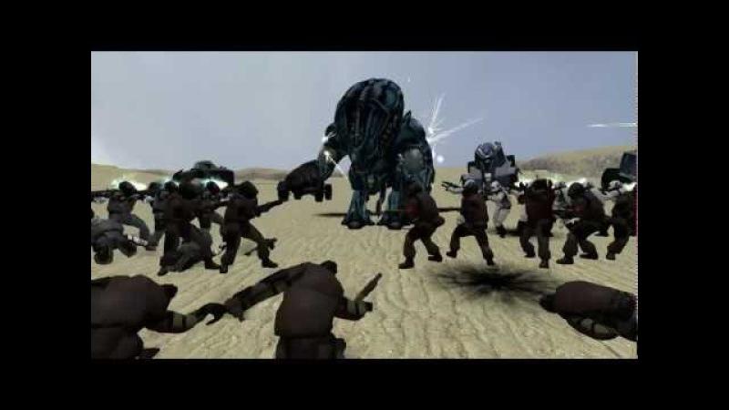 War of Begin S1 Episode 2: New Adventure Begin's ( Gmod Series )