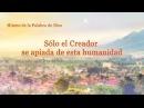 """Himno de la palabra de Dios """"Sólo el Creador se apiada de esta humanidad"""""""