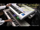 Toccata Paul Mauriat Yamaha Tyros 4 and Korg Triton Studio