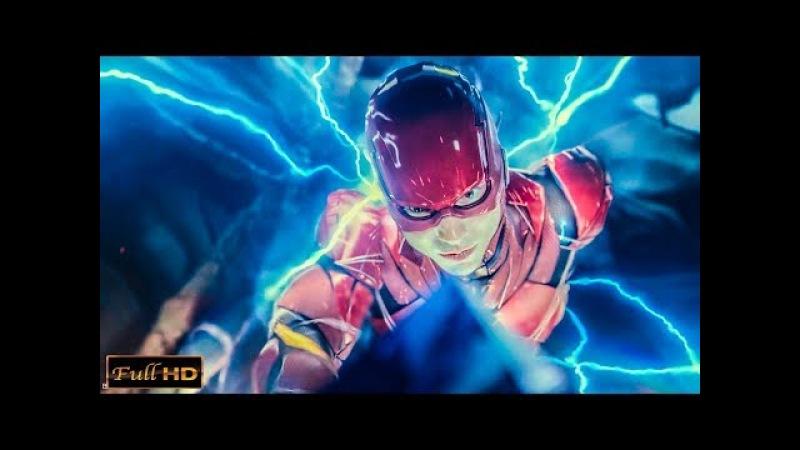 Флэш Оживляет Супермена   Лига Справедливости