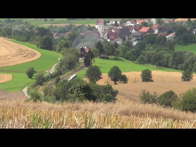25 Jahre Eisenbahn Romantik Zu Besuch bei der Sauschwänzlebahn Muesumsbahnbetrieb
