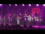 Demi Lovato ft Cheat Codes - No Promises  Z100 Jingle Ball MSG Live 12817