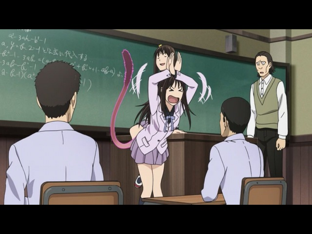 [AniDub OVA1]БездомныйБог/Noragami[1OAD]