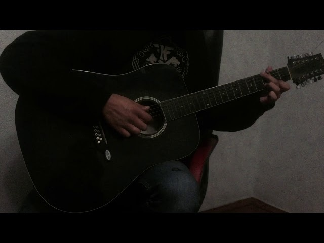 Linkin Park - Numb (Dean Stiwen cover , fingerstyle , фингерстайл)