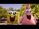 Губка Боб в 3D! Полная версия фильма! The SpongeBob Movie Sponge Out of Water