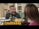 Come preparare LA CARBONARA Temerario Edition