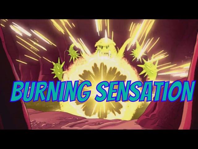 Марафон Рика и Морти S1E03 [Burning sensation, Heartburn, Sitting ducks]