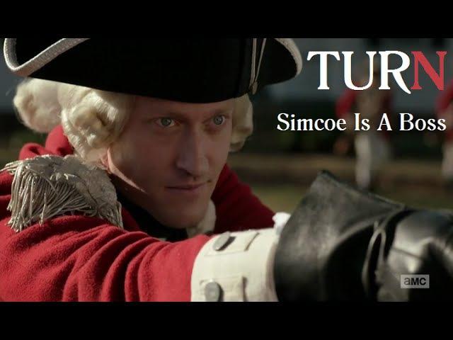 Turn » simcoe is a boss