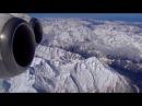 Pasando Por la Cordillera de Los Alpes con destino a Tuscana Italia