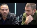 Alex Roe and Ian Verdun talk Freeforms new show Siren at NYCC 2017