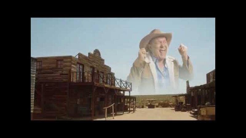 Дед-ковбой орет с мемов 10 минут Grandfather-cowboy screaming memes with 10 minutes
