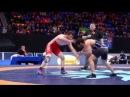 LOMTADZE GEO BARSEGHYAN ARM 1 8 Final 61 kg 2018 Kiev