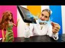 Как поймать искру Видео лафхаки для куклы Барби Шпионки