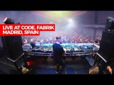Spartaque Live at Code, Fabrik, Madrid, Spain