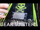 Children of Bodom's Alexi Laiho GEAR MASTERS Ep 171