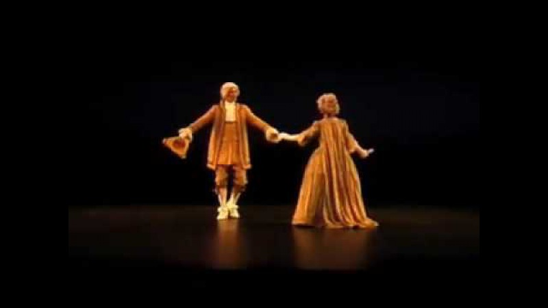 Minuet Dance   Excerpt from How To Dance Through Time, Vol. IV, The Elegance of Baroque Social Dance