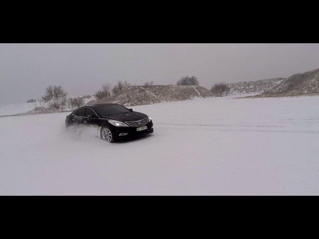 Hyundai Grandeur/Azera HG Drift (Белая Церковь)