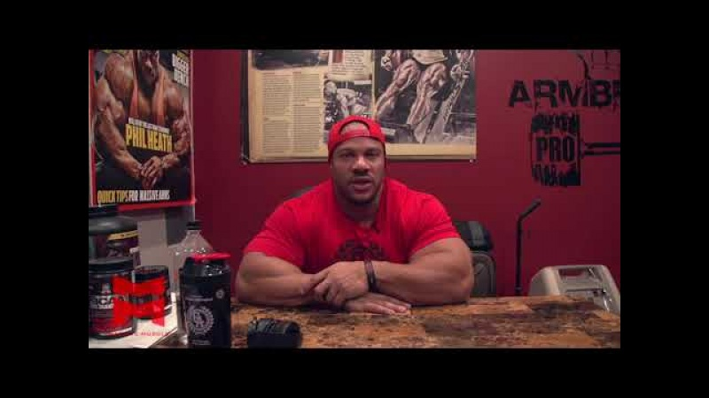Phil Heath - Goal Setting How to Achieve Them