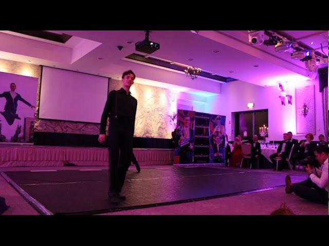 Fergus MacDarragh Fitzpatrick, Ciaran Traynor, Ian Luebbers and Sean Mortalo   Ирландские танцы