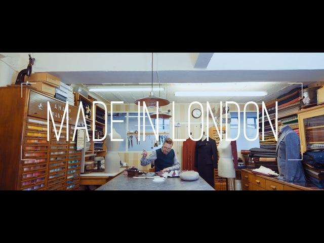 Made in London: Thomas Von Nordheim