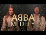 ABBA Disco Medley - Peter Hollens feat. Bailey Pelkman