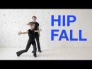Hip fall / Подъём бедра на demi plie