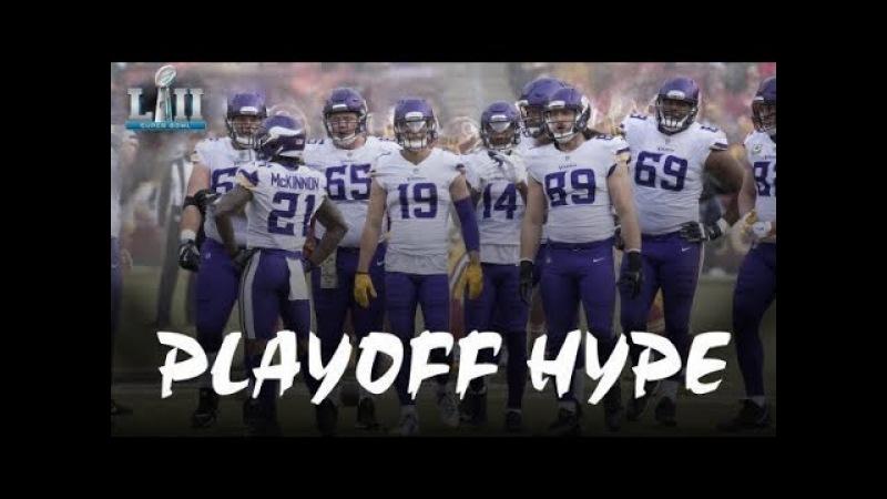 Minnesota Vikings Playoff Hype SKOL