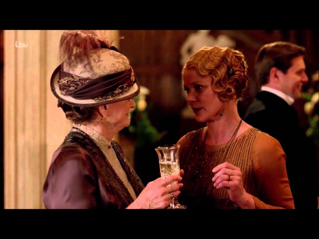 Downton Abbey for auld lang syne