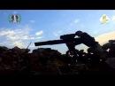 Сирия Попадание ракетой из американского ПТУРа TOW в танк Т 90