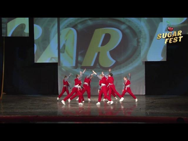 SCARY MOVIE 🍒 BEST DANCE SHOW KIDS 🍒 SUGAR FEST Dance Championship