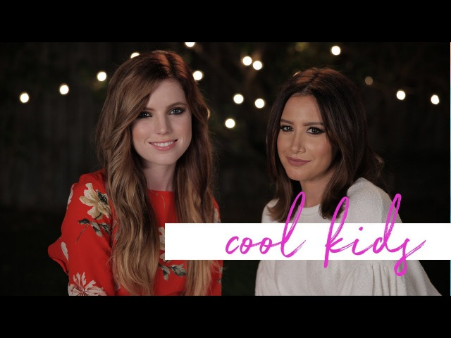 Ashley Tisdale feat. Sydney Sierota - Cool Kids [Music Sessions]