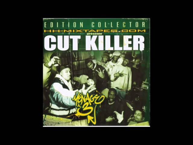 Cut Killer - Menage a 3 Full Album HQ CD RealHipHop67
