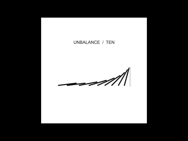 Unbalance - Megalomania [UNBALANCE010]