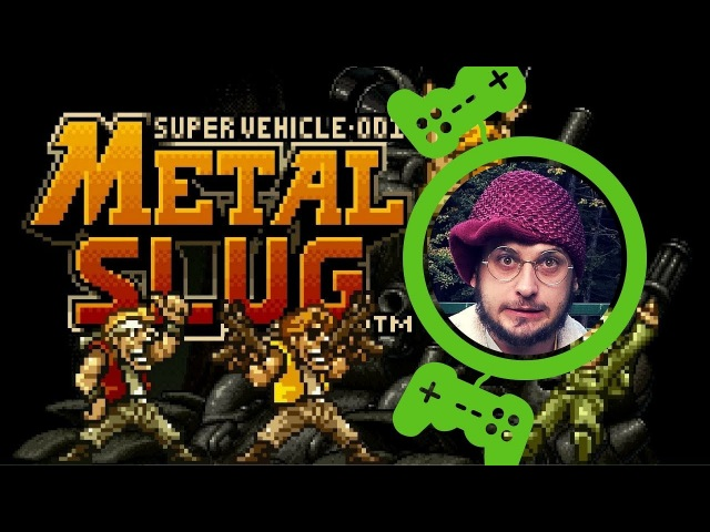 Metal Slug: Super Vehicle-001 / NEO-GEO / 1