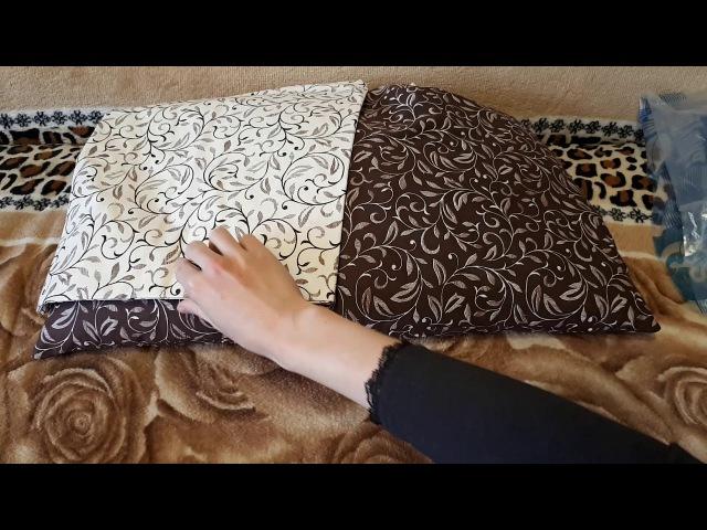 Подушка Здоровый сон из гречневой лузги Faberlic