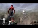 Spider-Man Web of Shadow - Прохождение Часть 1 PC